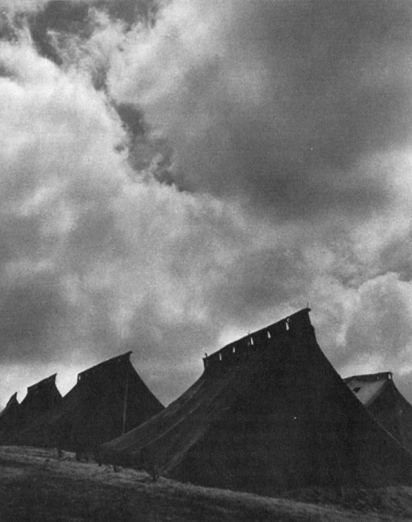 Jisr el Basha Refugee Camp, Near Beirut, Lebanon, 1952