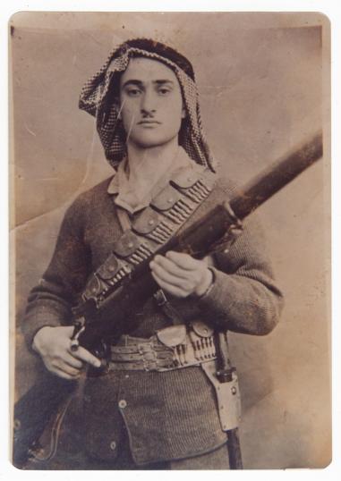 The Family Album of Nabila Nabulsi, Jerusalem