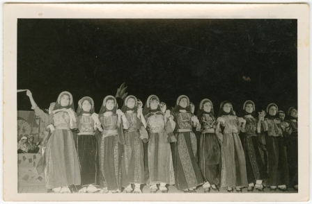 Janet Mikhael, Ramallah